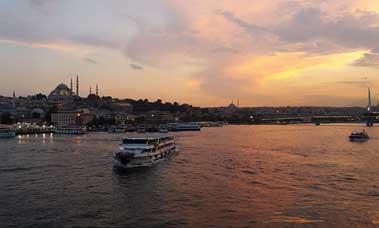 Pengalaman Umroh Alhijaz Indowisata Golden Horn Istanbul